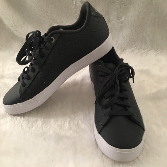 low priced 2f4fd efddb Adidas Shoes - Adidas Cloudfoam Daily QT Clean Sneakers